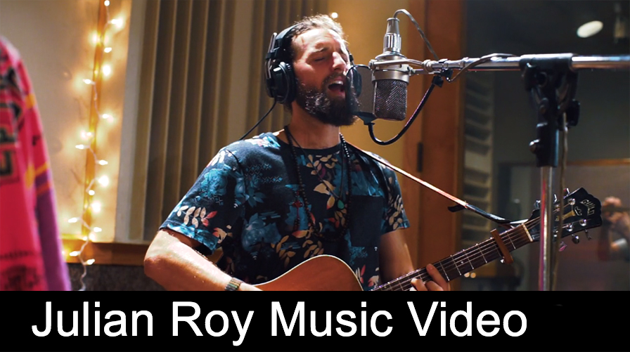 Julian Roy Music Video: Come to Me  Roles: Editor