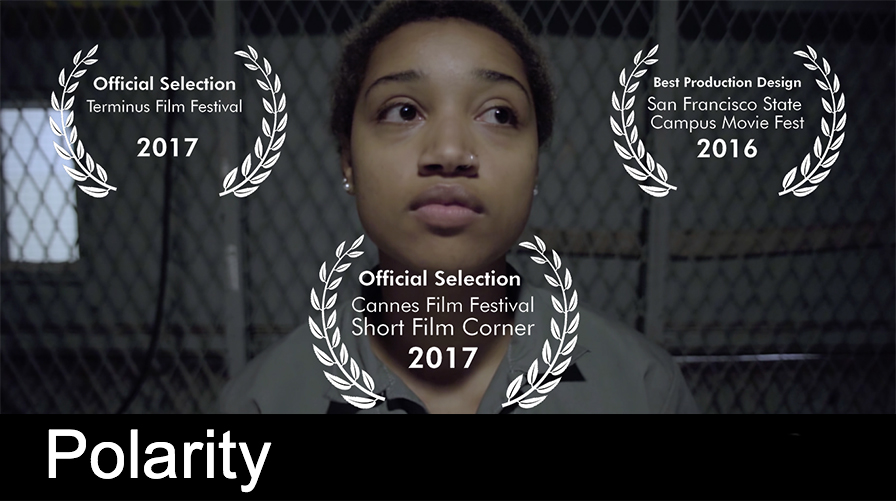 Polarity  A young woman explores the virtues and consequences of life outside.  Roles: Editor and Producer