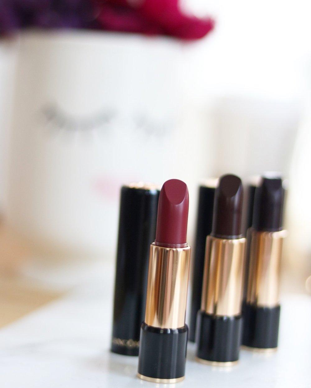 Lancome L'Absolu Rouge Hydrating Lipstick
