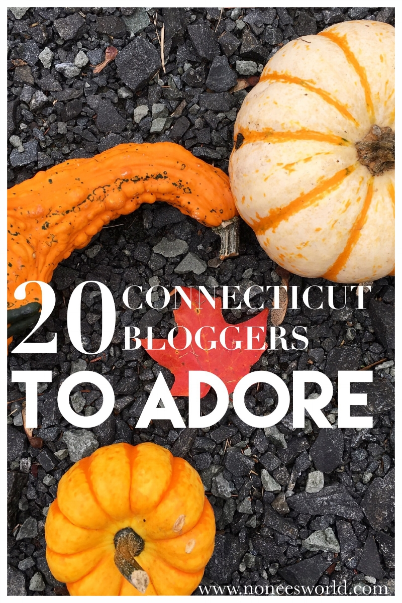 20 Connecticut Bloggers To Adore #ConnecticutBloggers