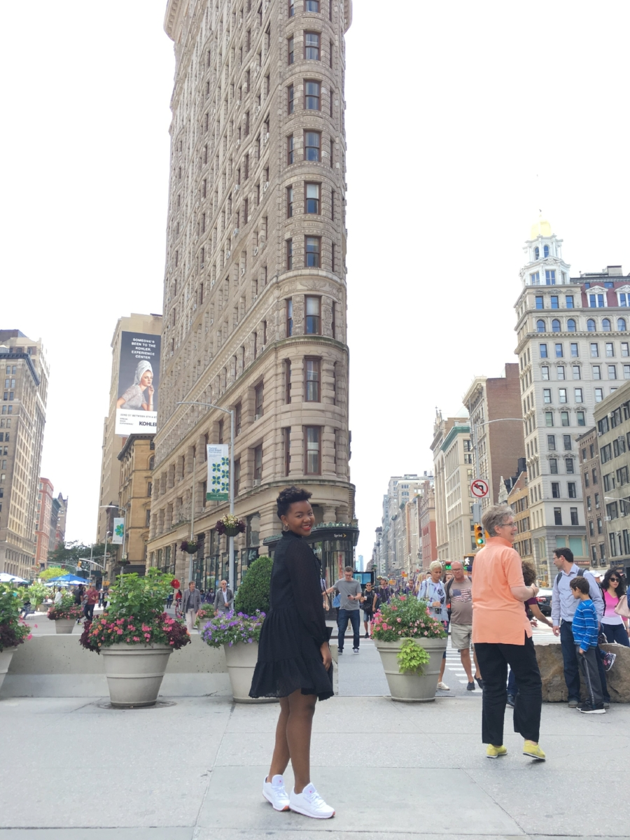 Flat Iron District