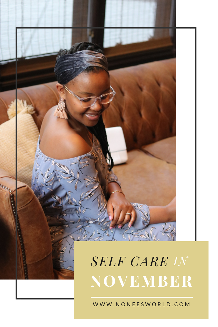 Self Care In November