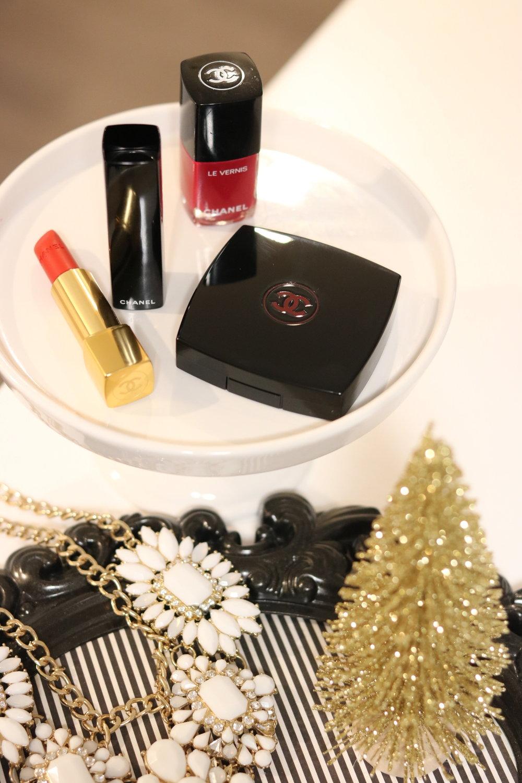 Chanel Les Ombres Palette