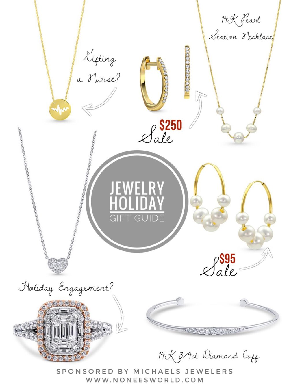 Holiday Gift Guide with Michaels Jewelers