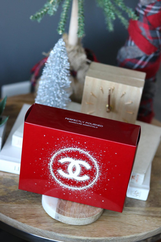 Chanel Perfectly Polished Gift Set