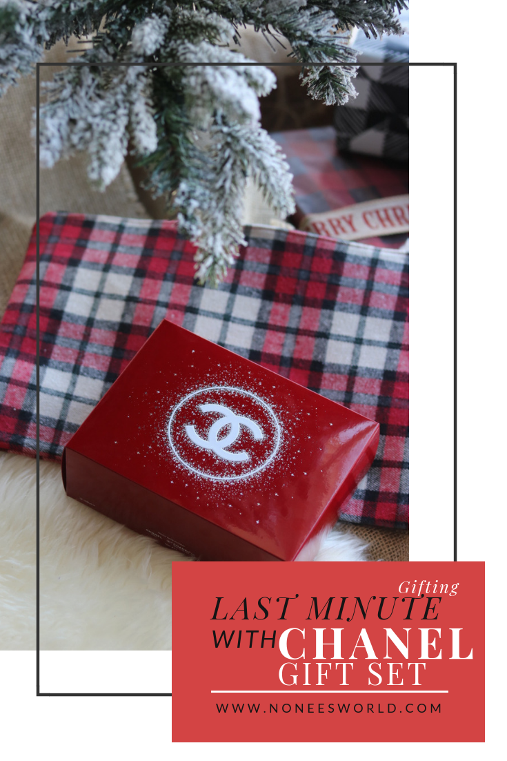 Holiday Gifting with Chanel Beauty
