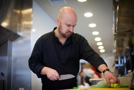 Chef Yair Yosefi