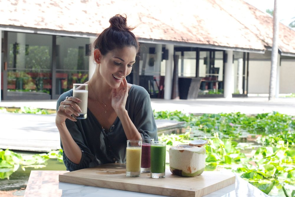 Raw Food Workshop @ Blue Lotus Hua Hin