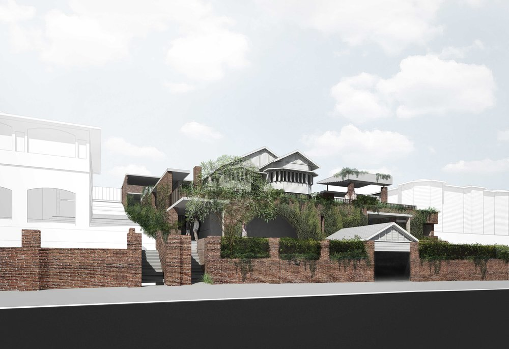 Jordan Terrace Residence