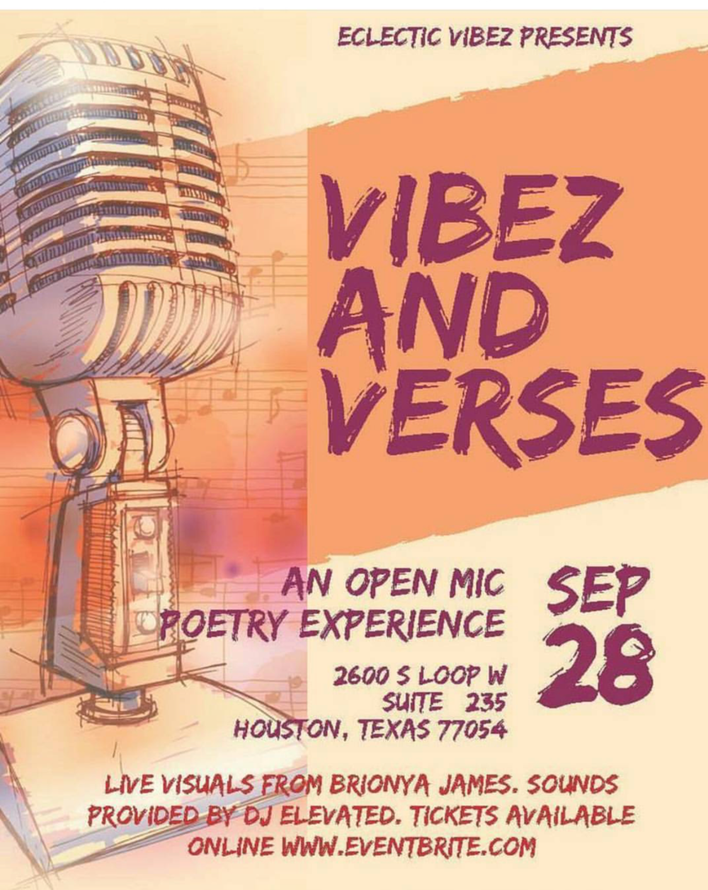 Purchase your tickets here: https://www.eventbrite.com/e/vibez-verses-tickets-37264941443?aff=eac2