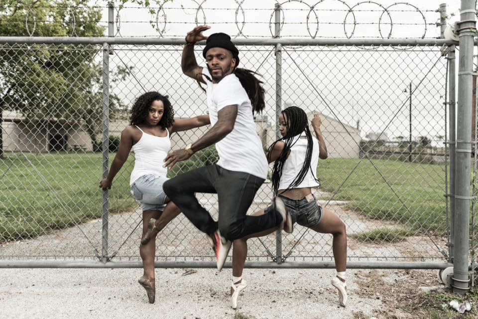The Urban Ballet is BACK by POPULAR demand! Featuring Spoken Word Artist Deonte Scott and DJ KleanCutt! $20 Online, $25 At the Door  Tickets available at www.houstoncitydance.com