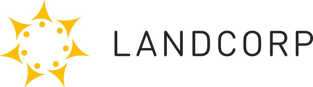 New LandCorp Logo CMYK.JPG