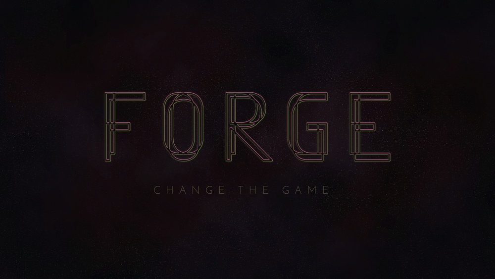 The name Forge is inspired by an  X-Men  character—a fictional superhero appearing in American comic books published by Marvel Comics. He is a mutant with an unsurpassed brilliance in technology and a bionic robotic right hand and leg.