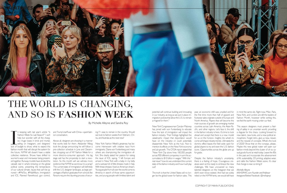 Fashion Mannuscript September 2018 by Michelle Alleyne and Sandra Roy