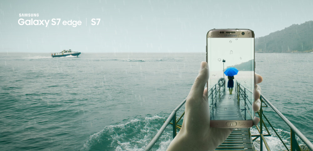 Rethink What You Can Do    Galaxy S7 Edge