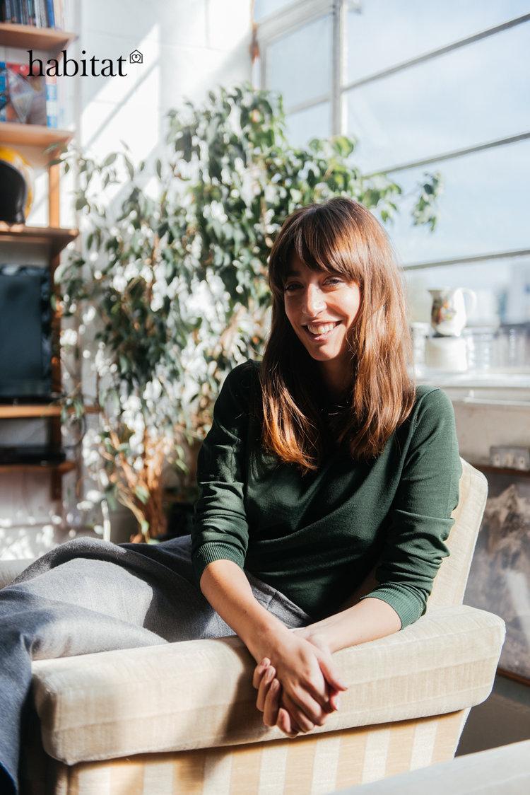 Laura-Jackson,  Habitat, London UK
