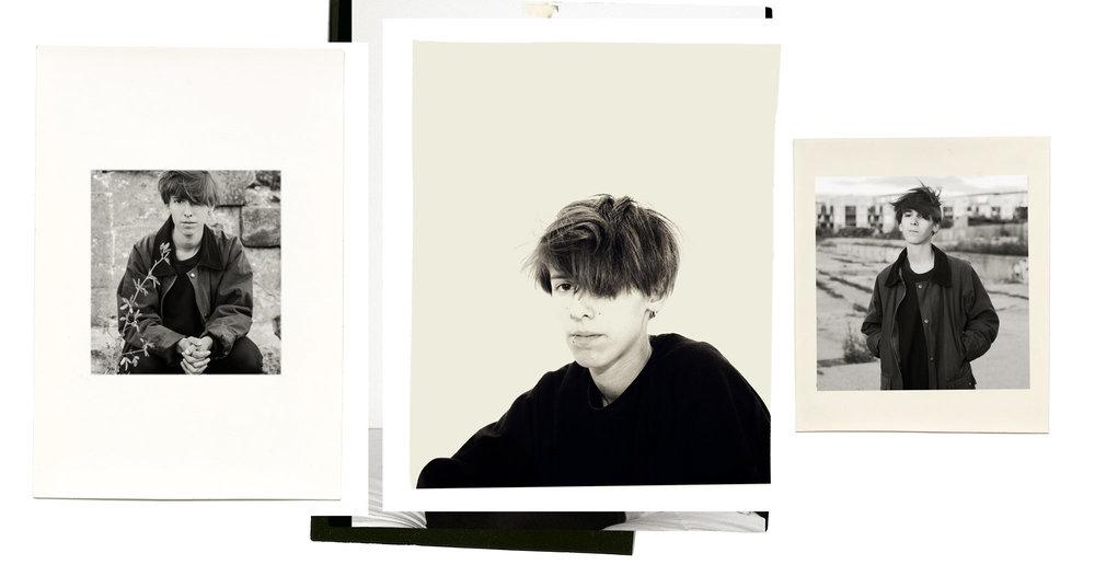 Portrait Series / Marie dabbadie Xem Skater