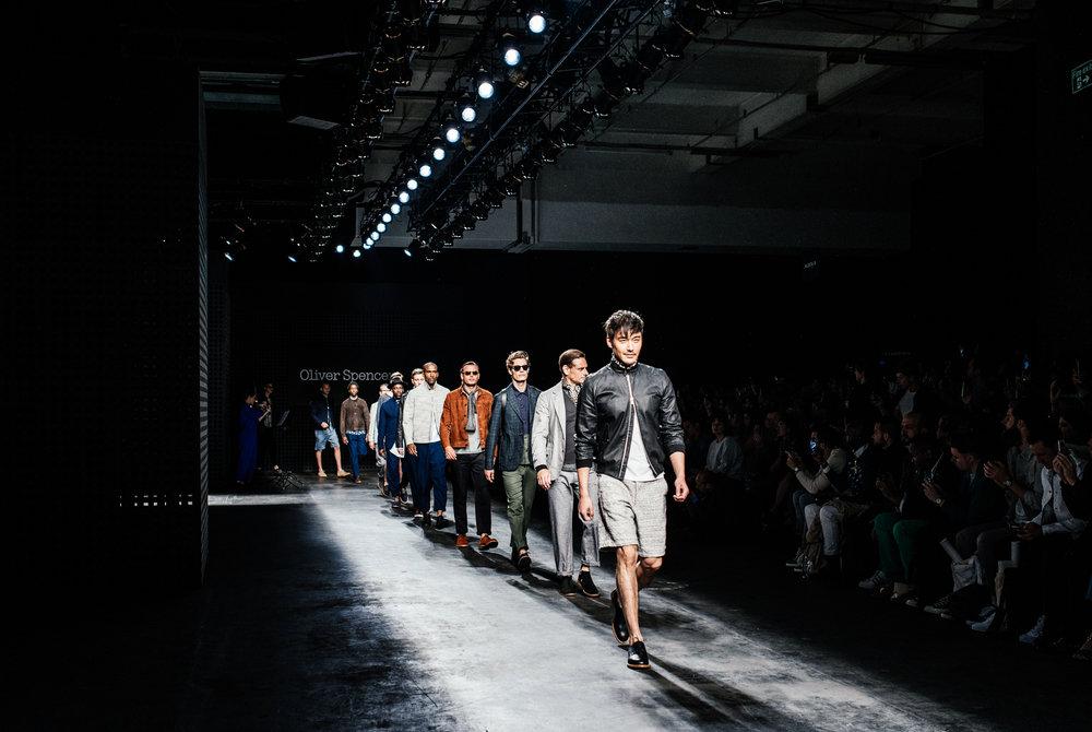 Oliver Spencer / London Fashion Week