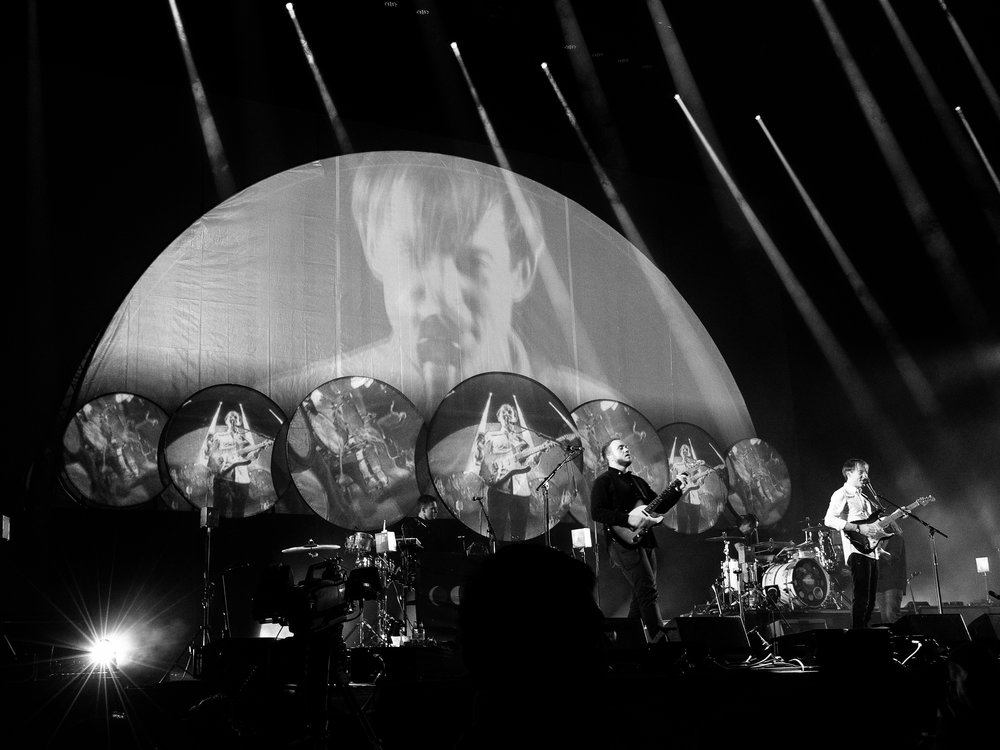 Bombay Bicycle Club ,London Earls Court