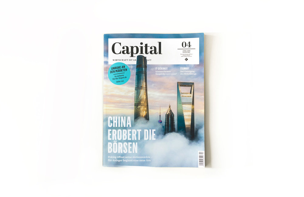 Capital Magazine Germany