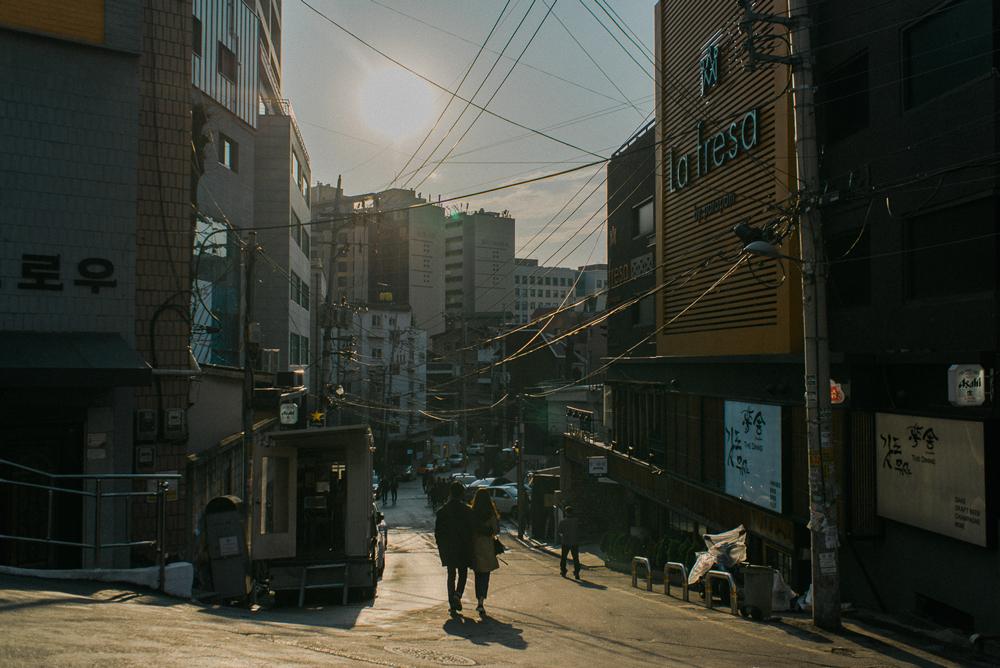 Seoul Korea, 2017