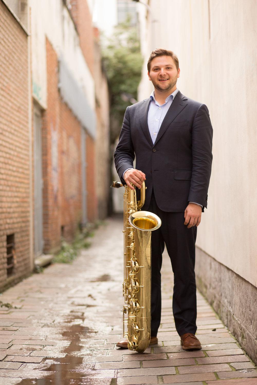DON-PAUL KAHL - baritone saxophone