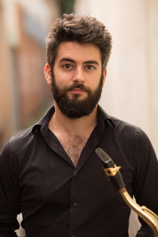 QUENTIN DARRICAU - tenor saxophone