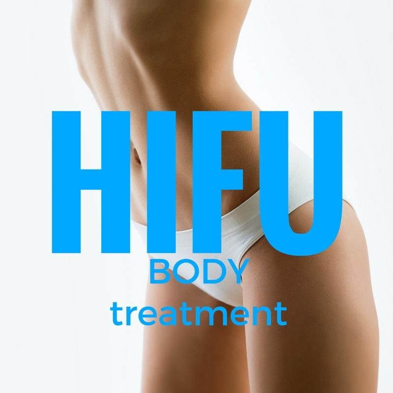 HIFU BODY: Tighten skin and melt fat