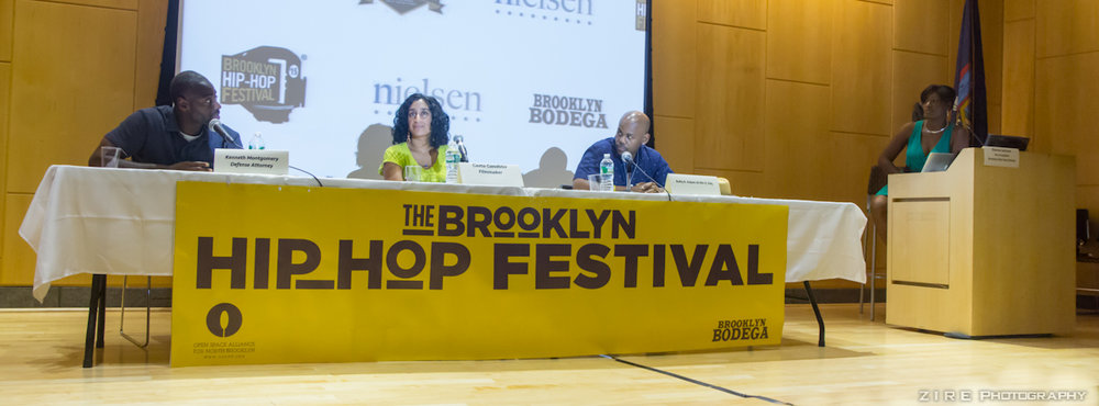 Brooklyn Hip-Hop Festival Day 1 Institution