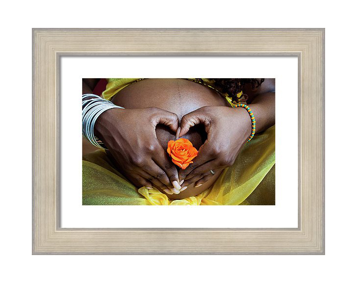 Prenatal Soul Portraits | Maternity Framed Wall Art Prints | Zire Photography