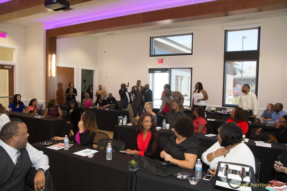 Attendees at the S.O.A.R. Business Empowerment Conference 2017