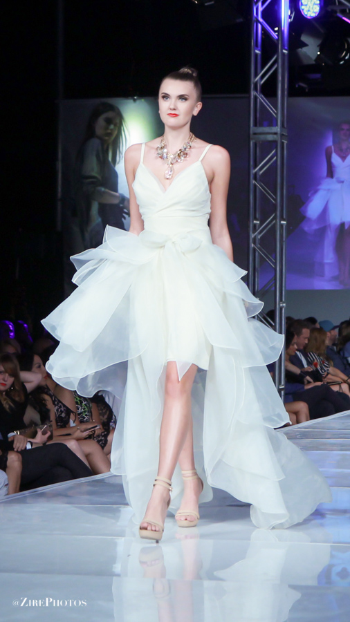 Design by Marie-Margot Bridal Couture