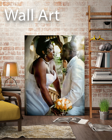 Wall Art Portraits