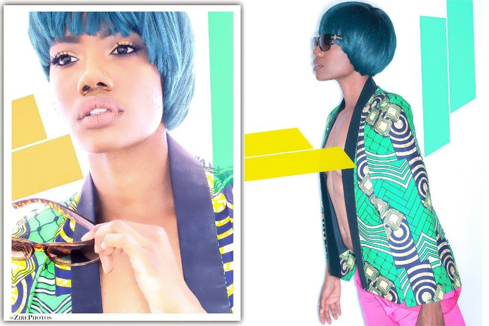Fashion Photo Shoot with Keake