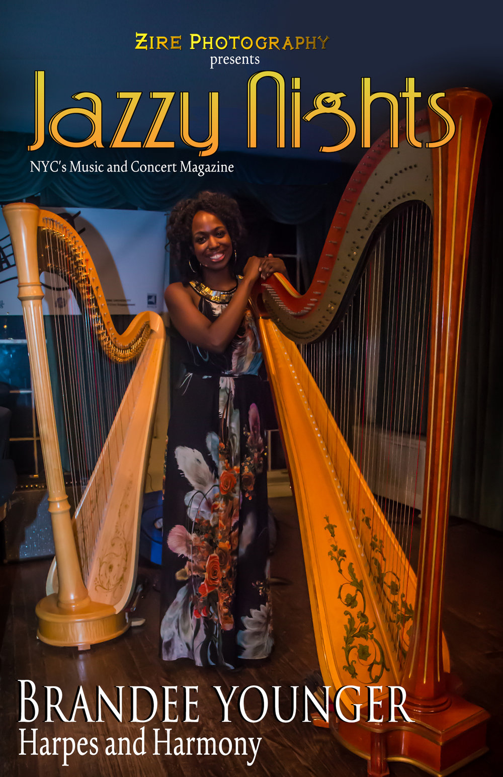 Harps and Harmony with Brandee Younger