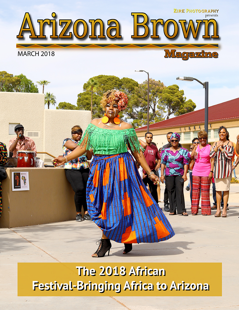 Kingdom Stylz International Brings Culture + Runway To The Africa To Arizona Festival