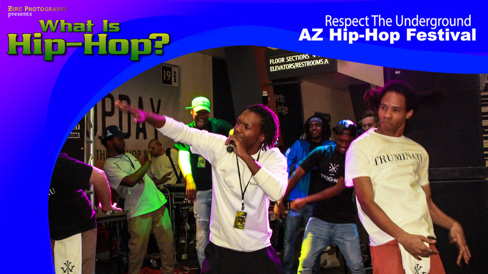 Arizona Celebrates Its 3rd Annual Hip-Hop Festival