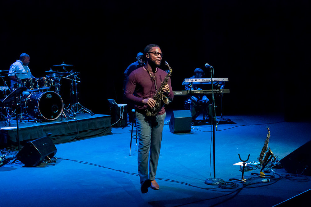 Phoenix Amplified Soul Experience Featuring Saxophonist Lebron
