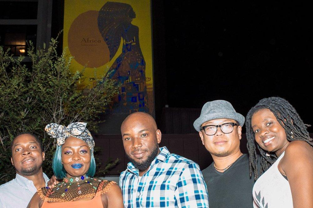 Lagos Phoenix Organizers and Designers