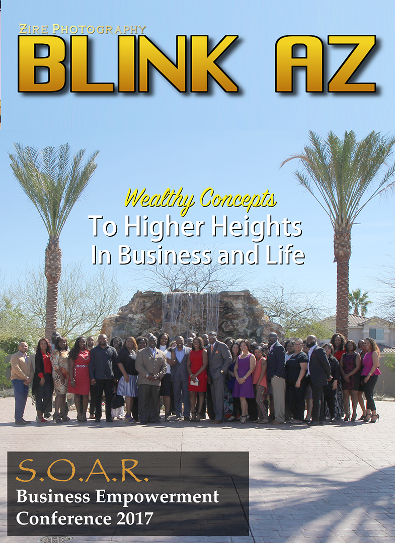 S.O.A.R to Higher Heights in Business and Life Empowerment Conference in Phoenix