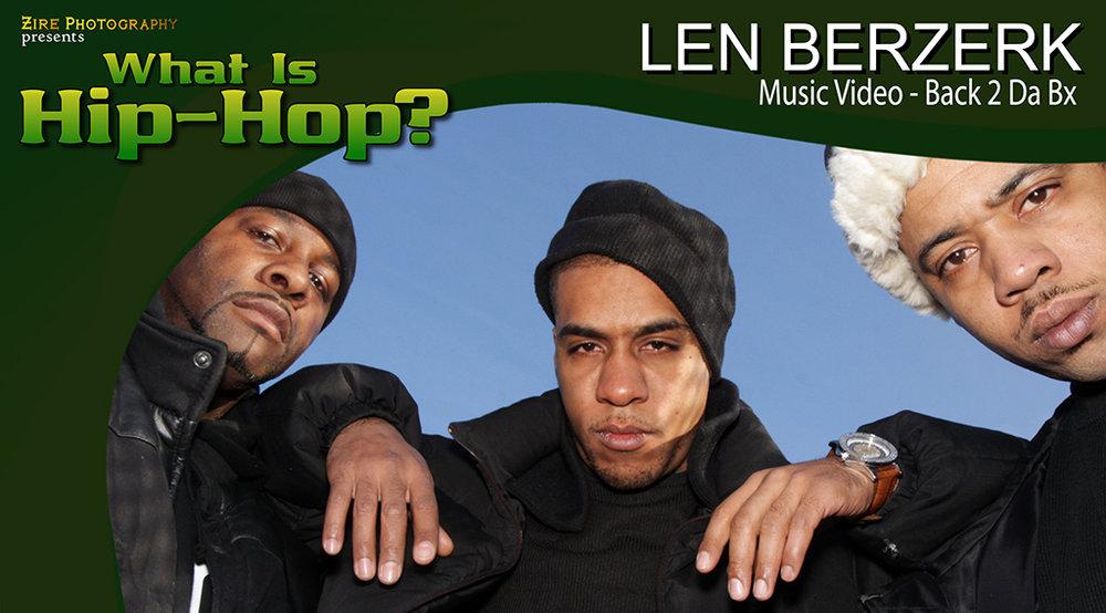 Len Berzerk and The HanneBullz - Back 2 Da Bx!