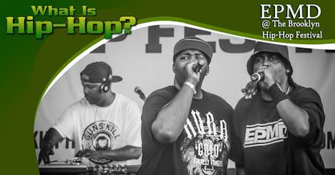 EPMD @ 2013 Brooklyn Hip-Hop Festival