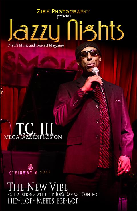 Jazzy Night run with T.C. Carney III