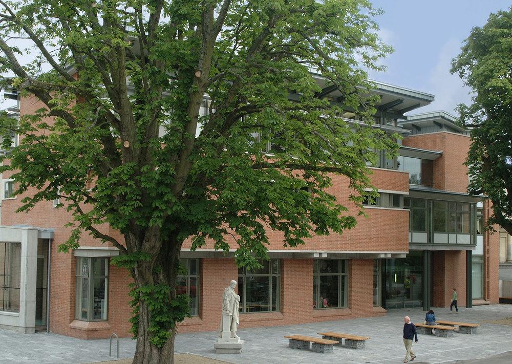 Cavan Library, Street Elevation.jpg