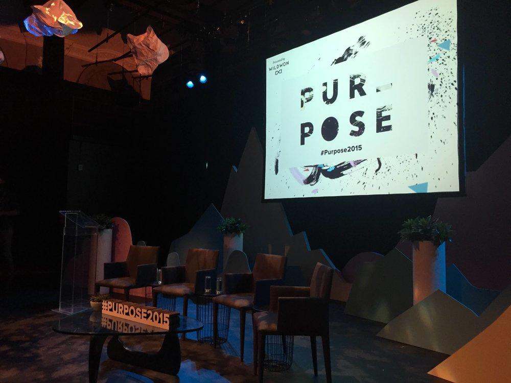 Purpose Conference 2105