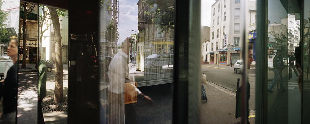 Les présences désagrégées, Paris 1998-2000 - Photographie Silvana Reggiardo