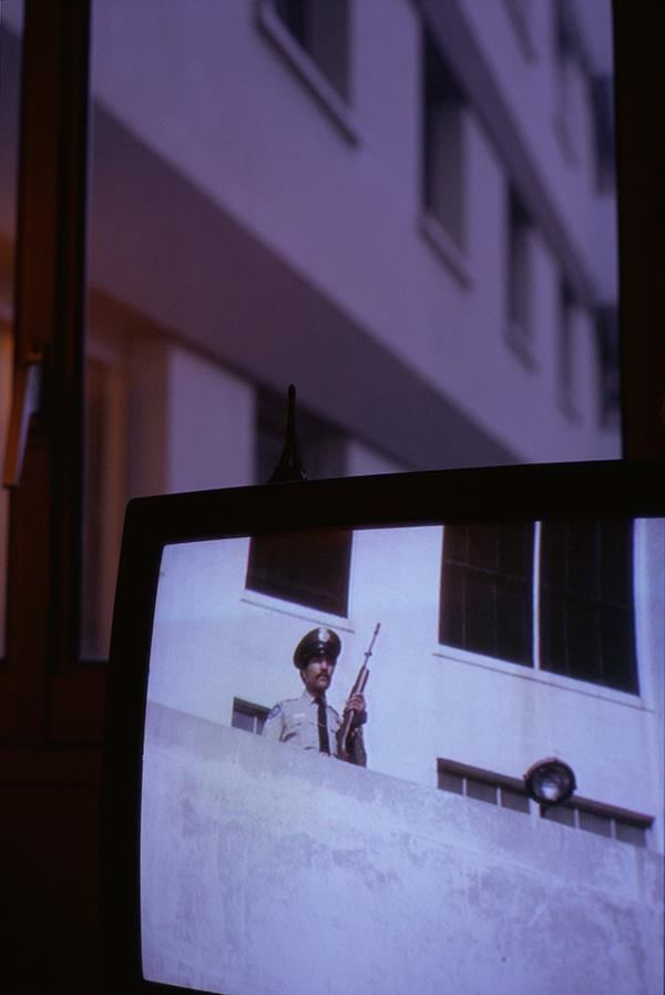 Objet télévion Paris, 1990-197