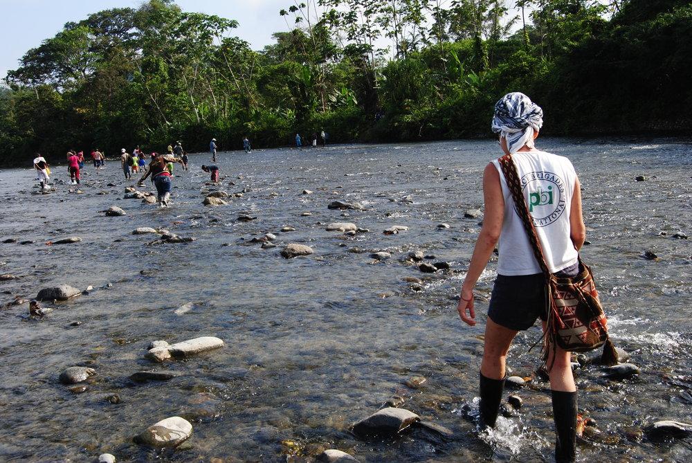 Accompanying in Uraba region Colombia.jpg