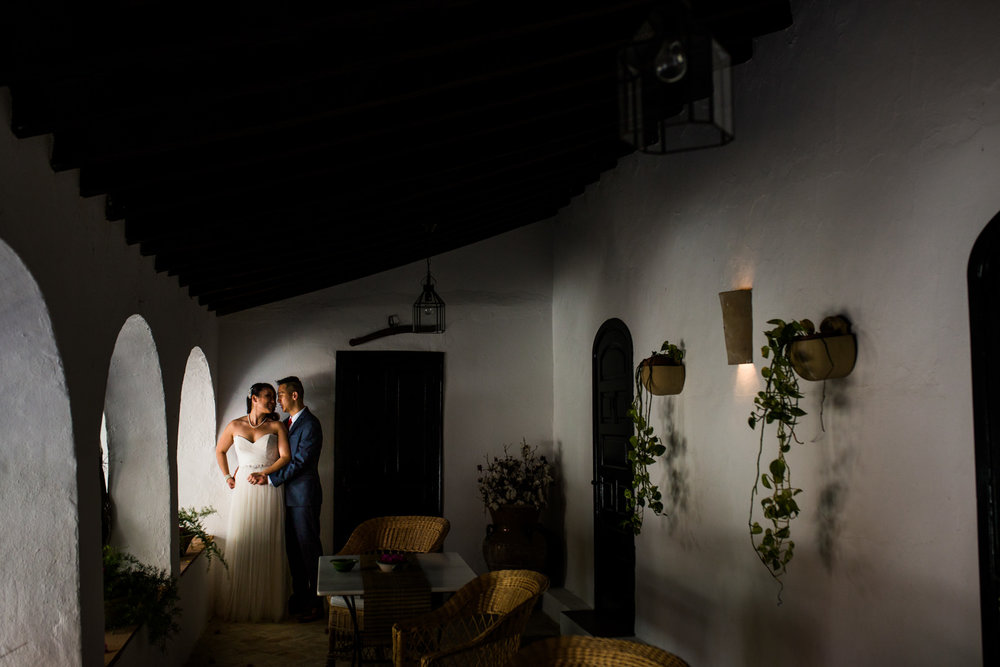 Rafael Torres Hacienda San Rafael Wedding Photographer