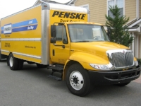 "As Advertised: 26 ft Penske 25'11"" L x 8'1"" W x 8'1"" T 209.49 square feet of floor"
